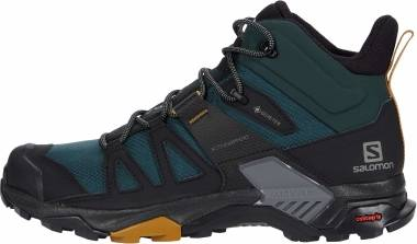 Salomon X Ultra 4 Mid GTX - Green (L413835)