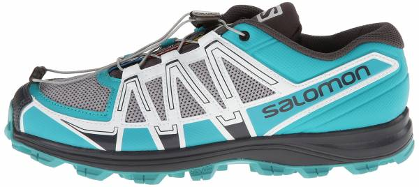 Salomon Fellraiser woman aluminium/moorea blue/cane