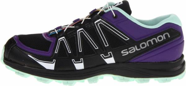 Salomon Fellraiser woman black