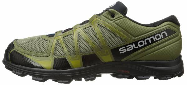 Salomon Fellraiser men green