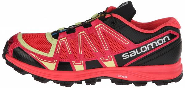 Salomon Fellraiser woman papaya-b/lotus pink/black