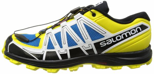 Salomon Fellraiser men blau