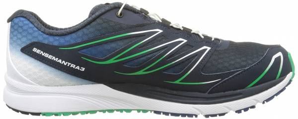 Salomon Sense Mantra 3 - Deep Blue White Real Green