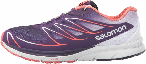 5b8791291694 Salomon Sense Mantra 3 Cosmic Purple White Coral Punch. Any color. Salomon  Sense Mantra 3 Passion Purple Cosmic Purple Granny Green Women