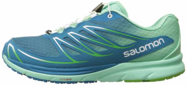 Salomon Sense Mantra 3 woman fog blue/lucite green/tonic green
