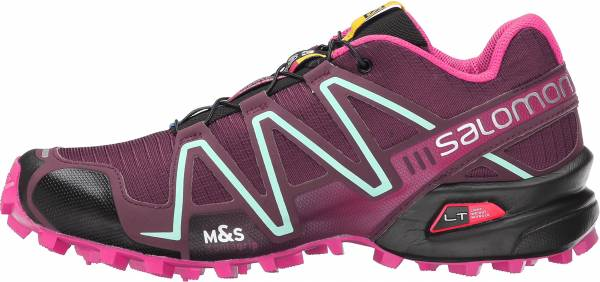 salomon women�s speedcross 3 trail running shoe trainers