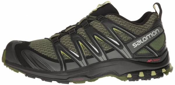 lowest price 77bf9 e29b4 Salomon XA Pro 3D Verde