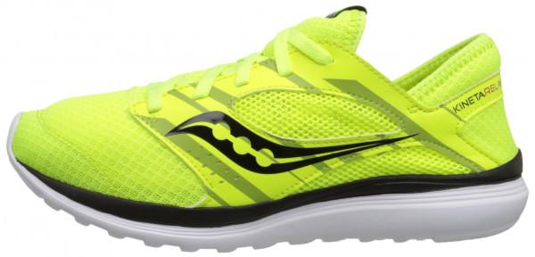 Saucony Men S Kineta Relay Running Shoe Black Us Size