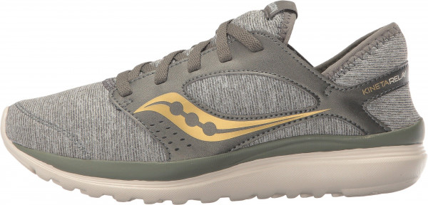 Saucony Kineta Relay woman green/gold