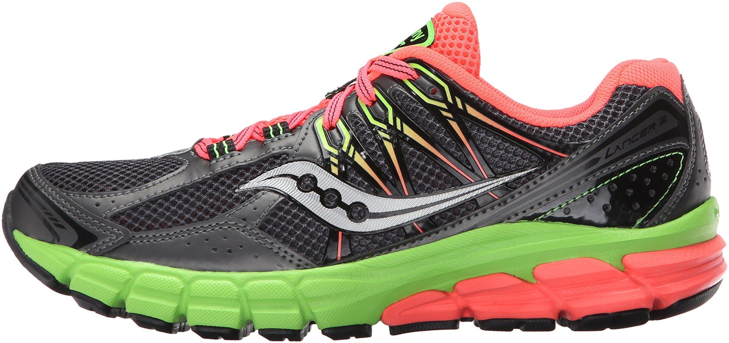 lancer running shoes price