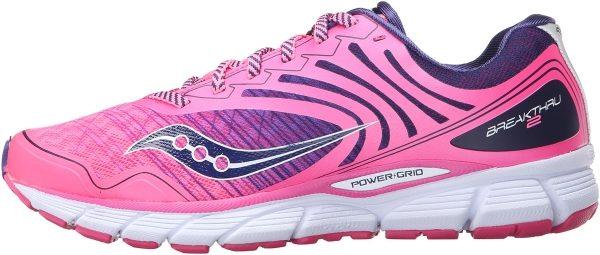 Saucony Breakthru 2 - Pink (S103043)