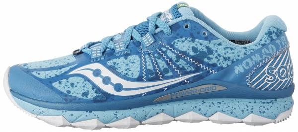 Saucony Nomad TR woman blue/white