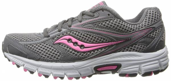 Saucony Cohesion TR 8 Grey/Pink/Citron