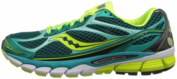ride 7 saucony women's