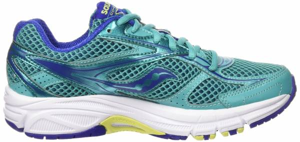81 + Review of Saucony Cohesion 8