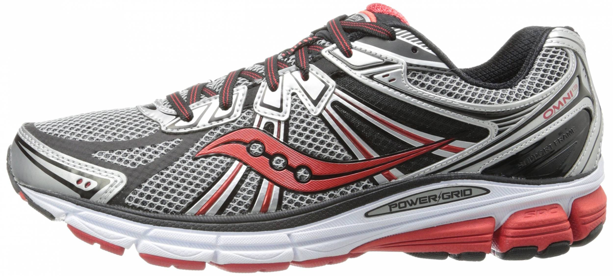 Only $80 + Review of Saucony Omni 13