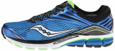 Saucony Triumph 11 - Blue Black Green White (S202235)