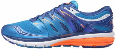 Saucony Zealot ISO 2 Blue/Orange Men