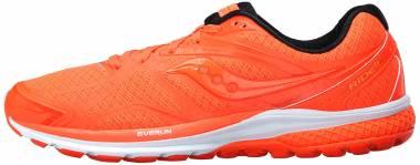 Saucony Ride 9 - Orange (S203341)