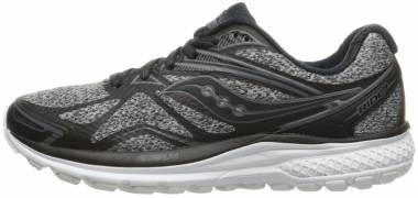 Saucony Ride 9 - Grey Black