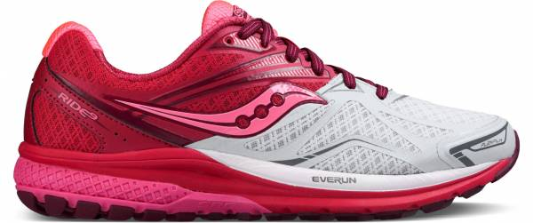 Saucony Ride 9 woman rose
