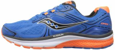 Saucony Omni 15 Azul (Blue/Orange/Black) Men
