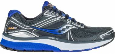 Saucony Omni 15 - Grey/Blue/Silver (S203161)