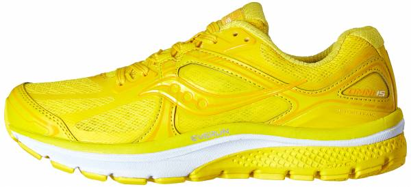 Saucony Omni 15 woman lemon