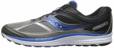 Saucony Guide 10 - Grey/Black/Blue (S203501)