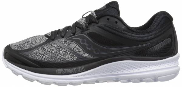 Saucony Guide 10 woman marl/black