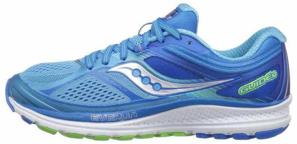 Saucony Guide 10 woman light blue/blue