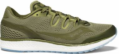 Saucony Freedom ISO Green Men