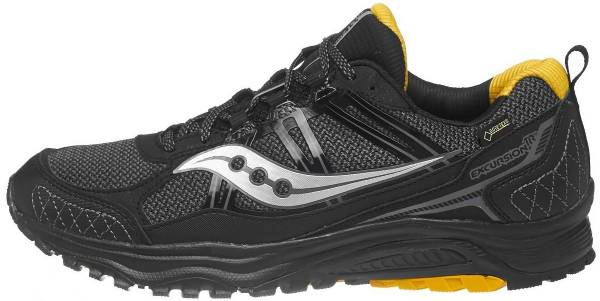 Saucony Excursion TR 10 GTX Black