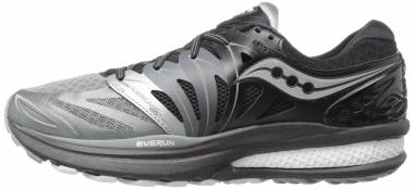 Saucony Hurricane ISO 2 Reflex Black | Grey Men