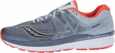 Saucony Hurricane ISO 3 - Blue Red (S203484)