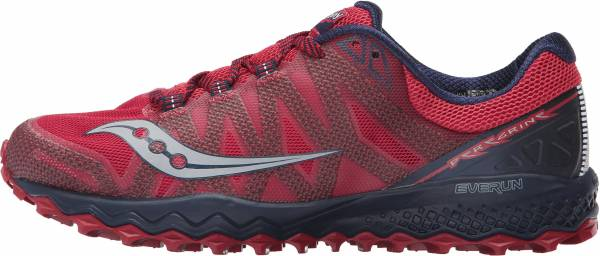 $120 + Review of Saucony Peregrine 7