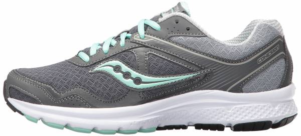 Saucony Cohesion 10 woman grey/grey/mint