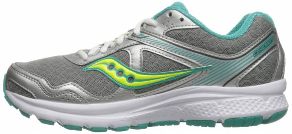 Saucony Cohesion 10 woman 01(grey/teal)