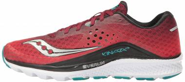 Saucony Kinvara 8 Red Men