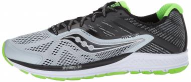 Saucony Ride 10 - Grey Black