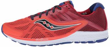 Saucony Ride 10 Orange Red Men