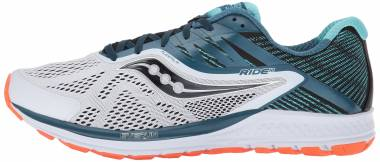 Saucony Ride 10 Blue Men