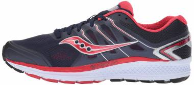 Saucony Omni 16 - Navy Red