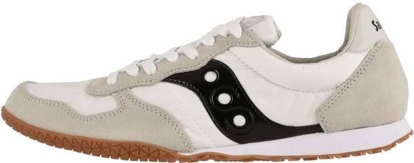 Saucony Bullet - White Black Gum