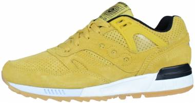 separation shoes 56300 01481 Saucony Grid SD Yellow Men