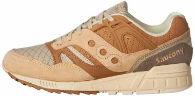 Saucony Grid SD - Brown (S703082)