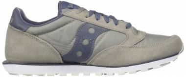 Saucony Jazz Low Pro - Grey Navy
