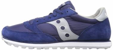 Saucony Jazz Low Pro - Blue/Grey