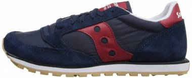 Saucony Jazz Low Pro - Navy / Red