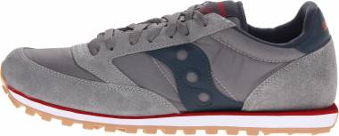 Saucony Jazz Low Pro - Charcoal/Red (S2866133)
